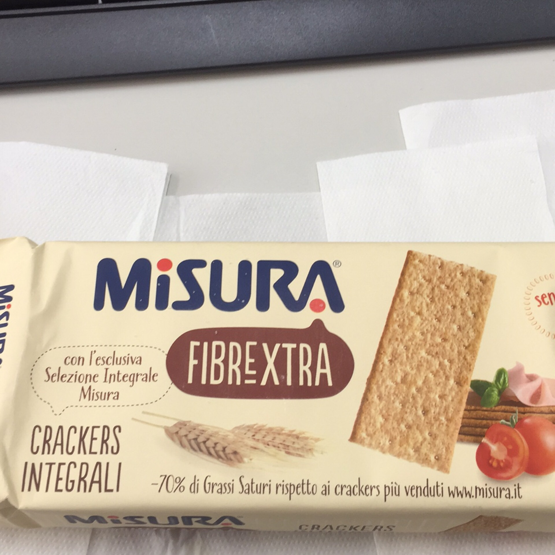 crackers integrali fanno ingrassare