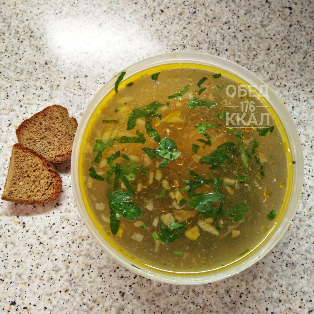 Суп с фрикадельками из куриного фарша пошагово