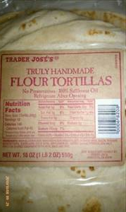 Trader Joe S Flour Tortillas Photo