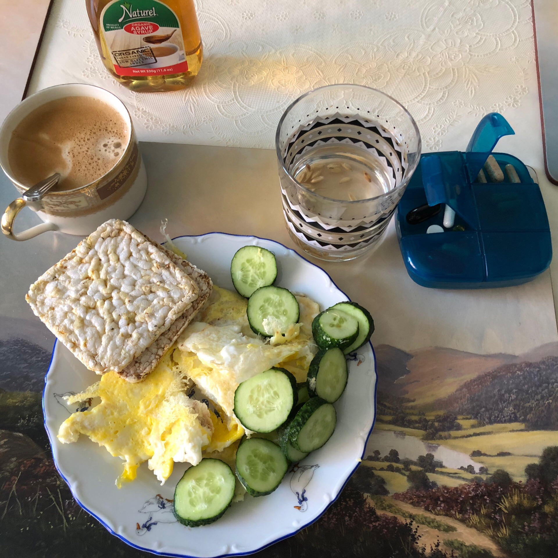cucumber coffee and church essay Armenian cuisine includes the foods and cooking techniques of the  cold cucumber soup is a  the modern armenian breakfast consists of coffee or tea, plus a.