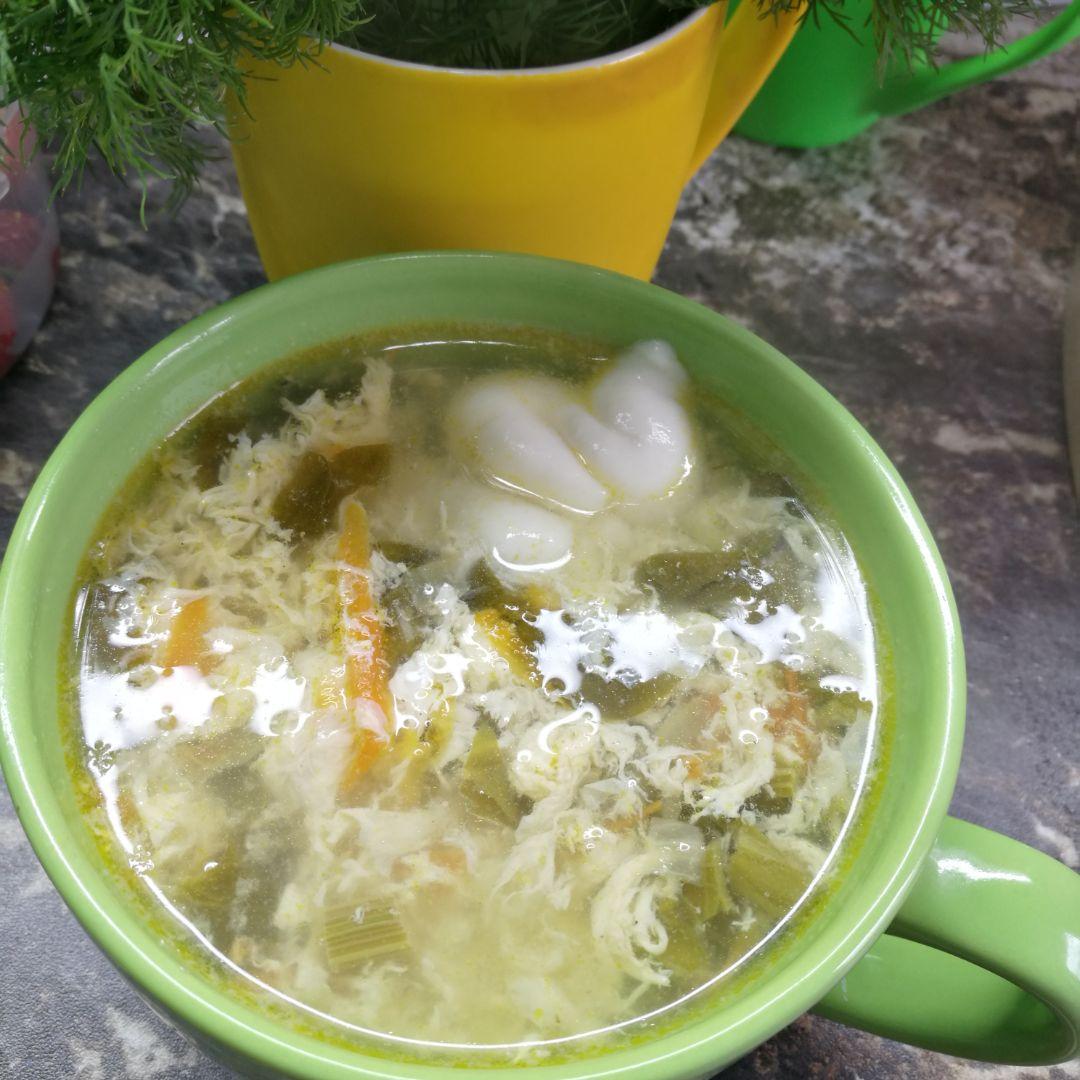 Суп из щавеля беременным 100