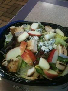 Burger King Chicken Apple Amp Cranberry Garden Fresh Salad