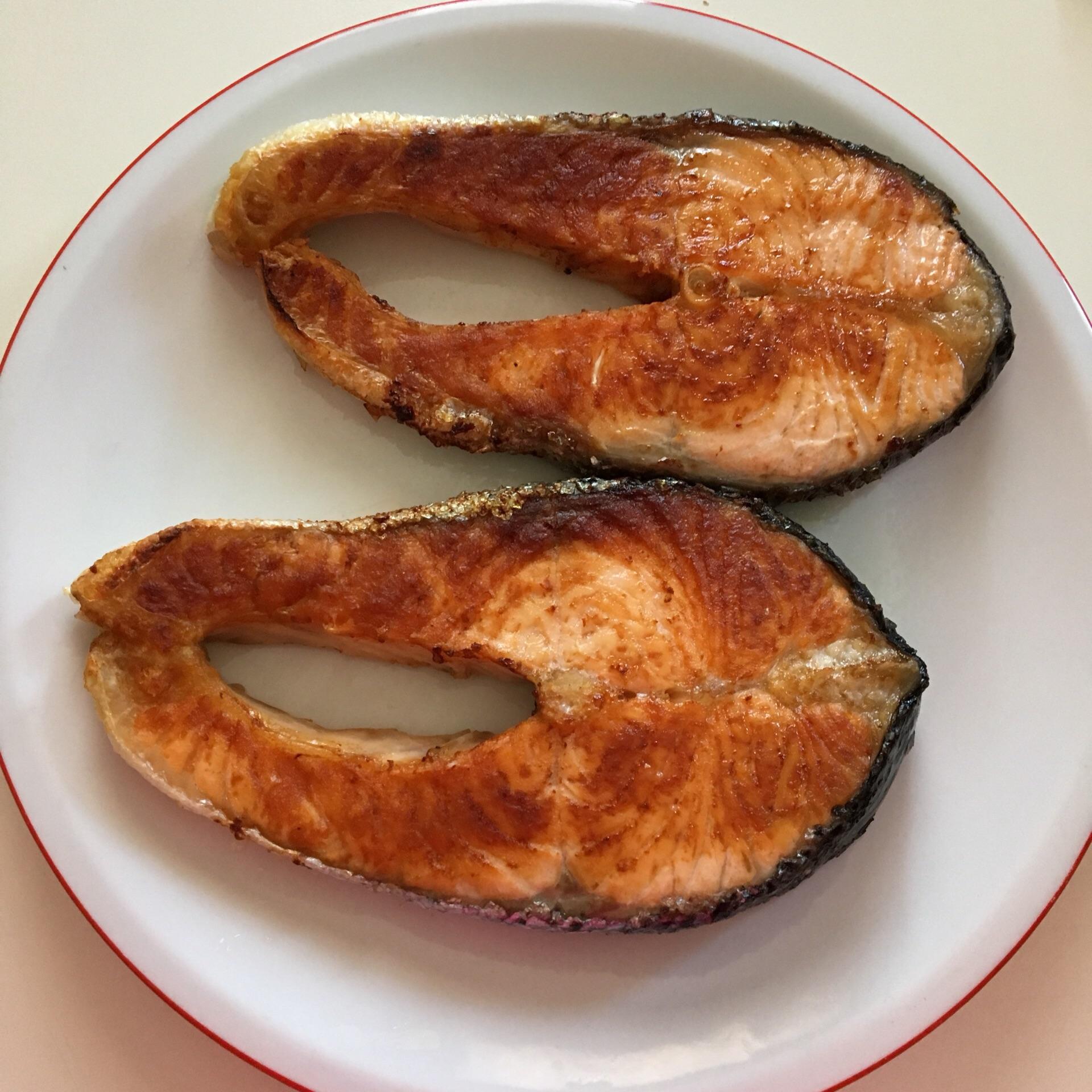 Cucinare il salmone in