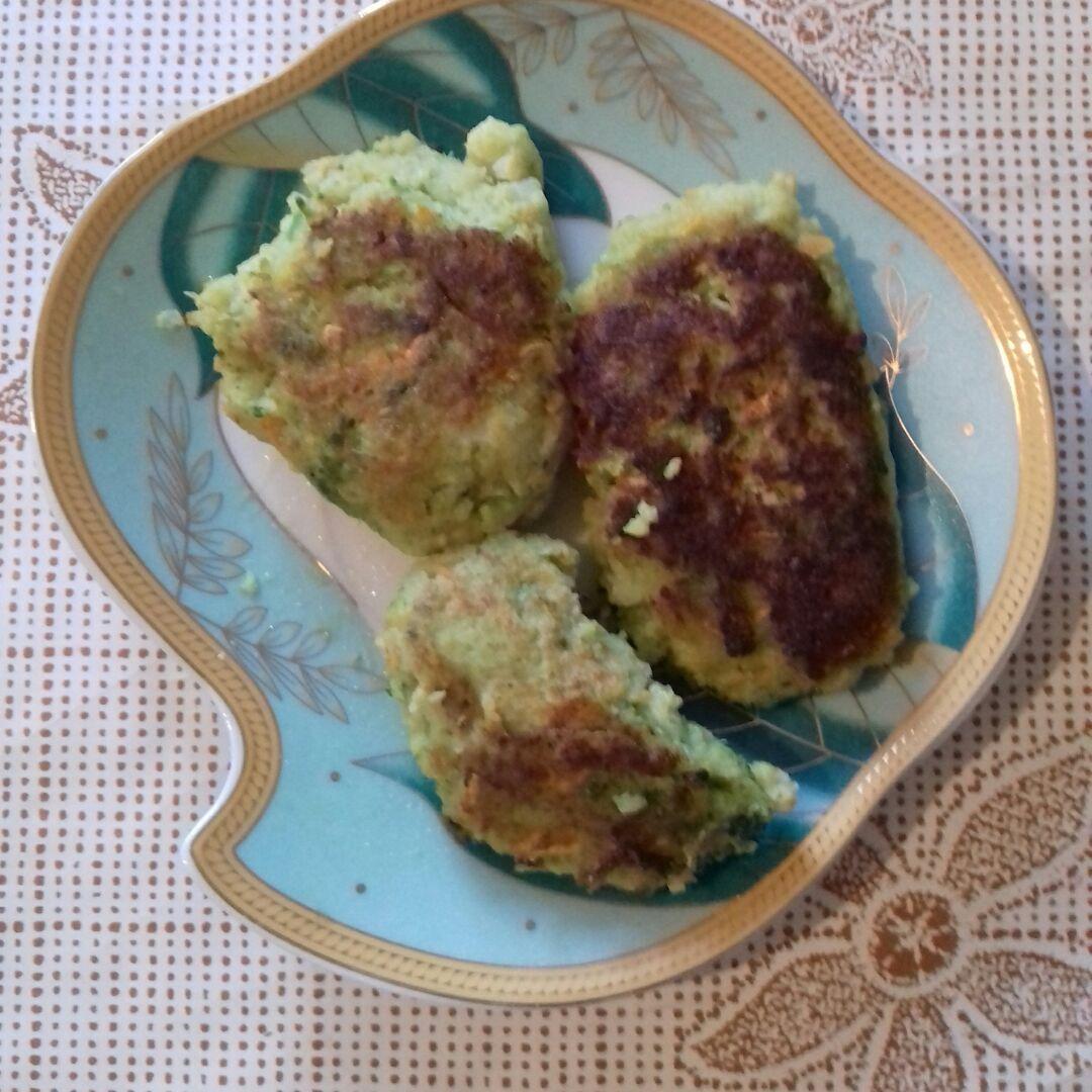 Брокколи в панировочных сухарях рецепт пошагово