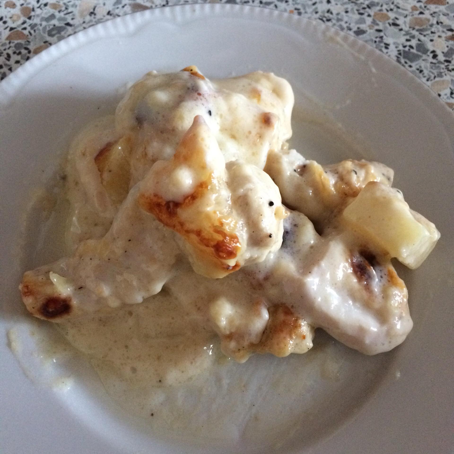 Куриные грудки с ананасами. пошаговый рецепт 42