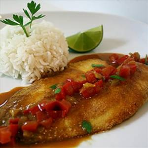 Tilapia with Cherry Salsa - Recipe Details