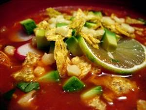 Chicken Tortilla Soup IV - Recipe Details