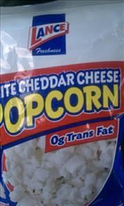 Lance White Cheddar Cheese Popcorn - Photo