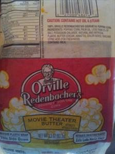 Orville Redenbacher S Movie Theater Butter Popcorn Photo