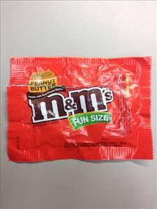M&M's Peanut Butter M&M's (Fun Size