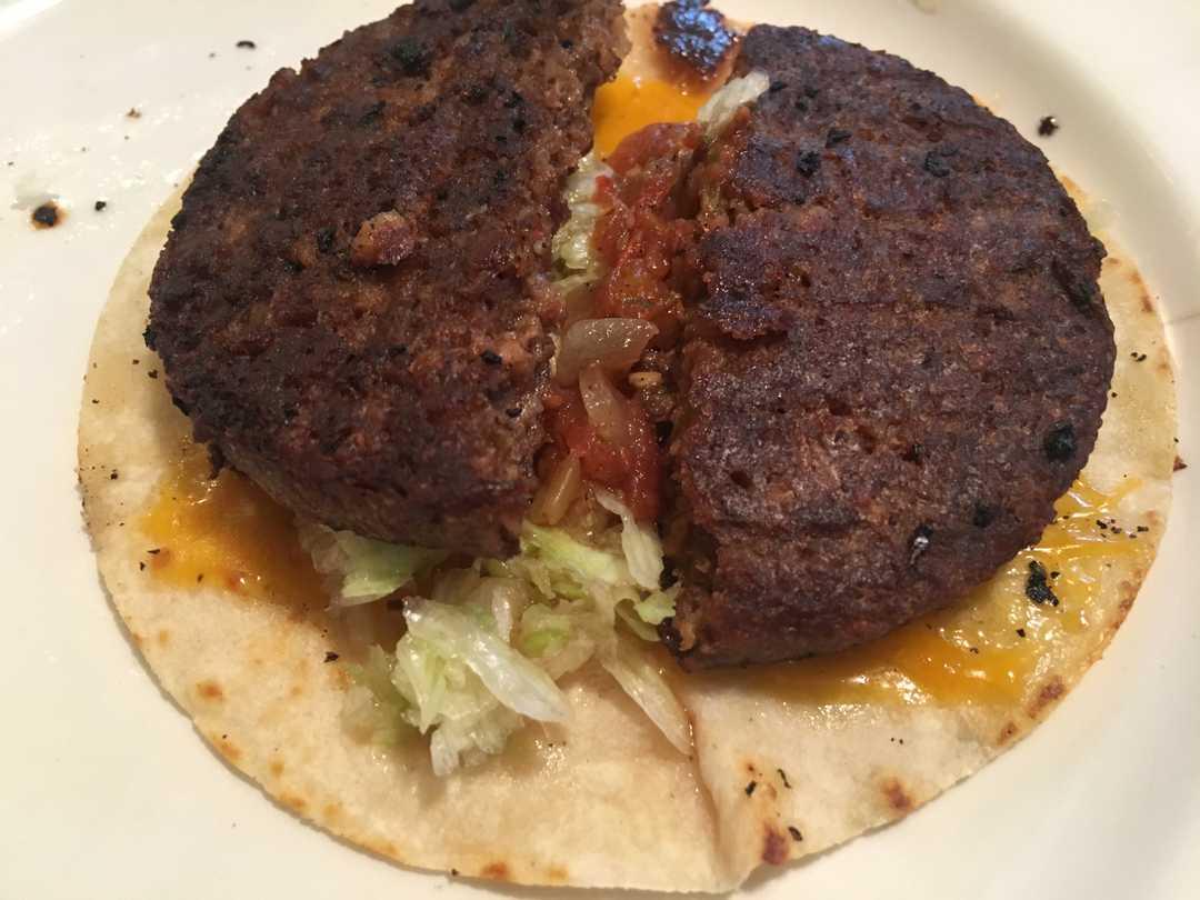 Boca Burger Taco Recipe Details